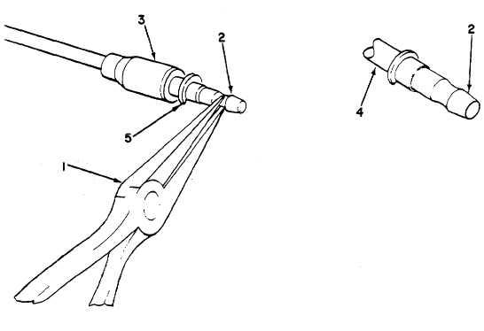 Figure 6-9. Male Single Lead Connector