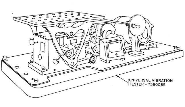 Universal Vibration Tester