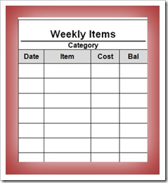 The Powerful Weekly Budget Success Envelope | Fire Up Today