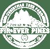 Firever Pines Christmas Tree Farm Logo