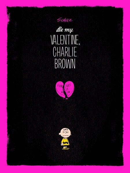 %22Be My Valentine, Charlie Brown%22 ALT Ed