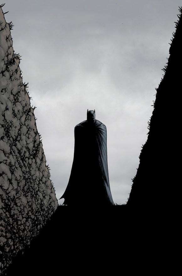 Batman # Inc. 9 by Chris Burnham