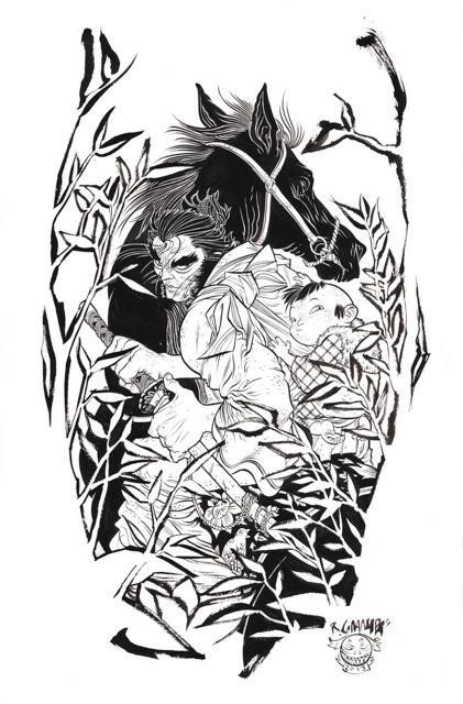 Lobo Solitário - Rafael Grampá 2