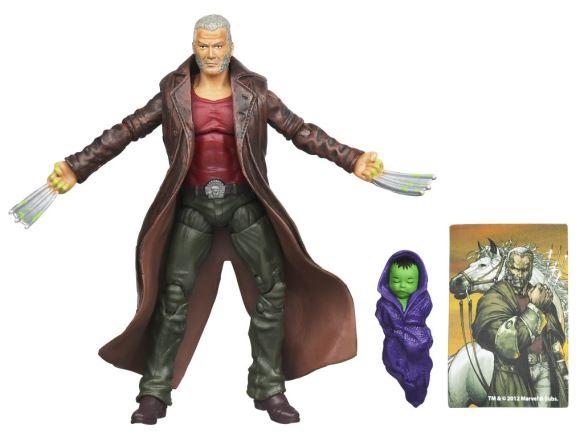 Hasbro Marvel Universe Old Man Logan