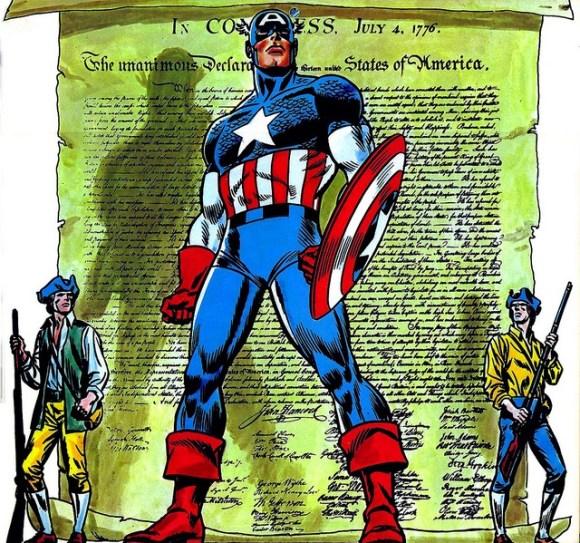 CaptAmericaJuly1976