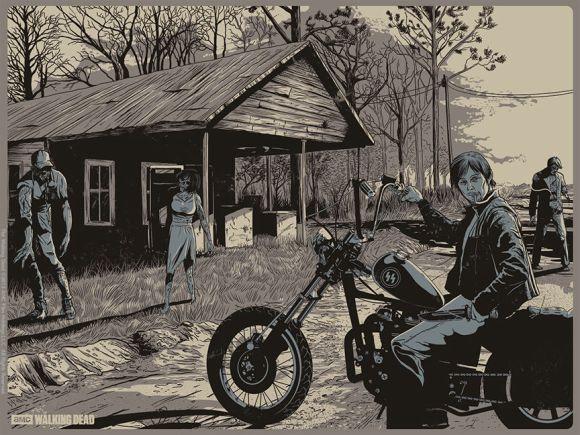 Evanimal-Walking-Dead