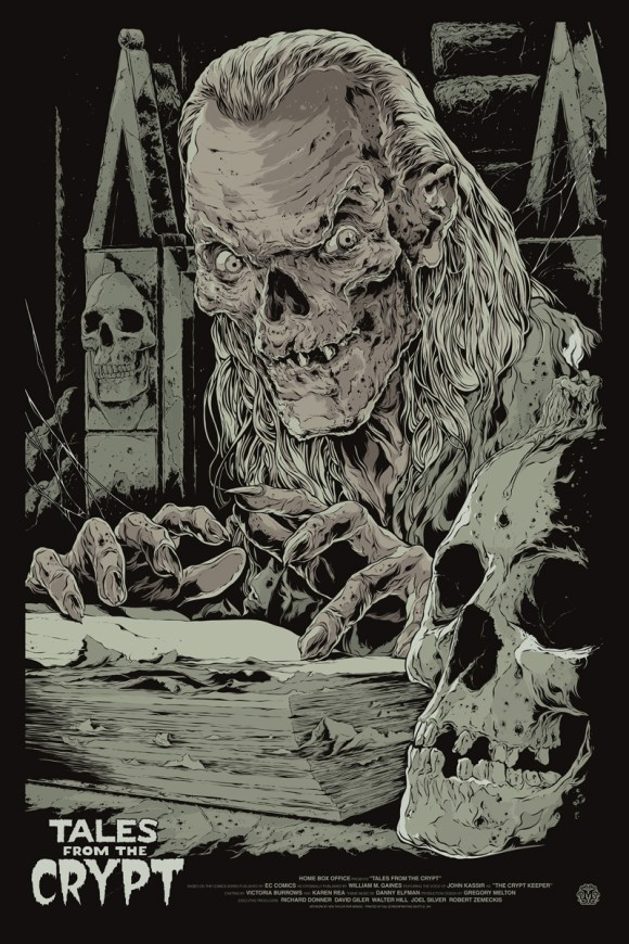 tales from the crypt tWO TONE