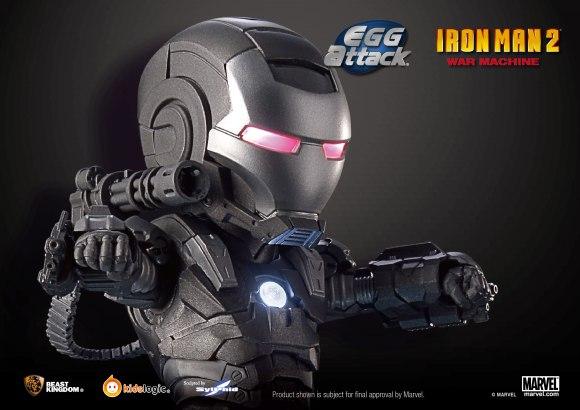 War Machine side
