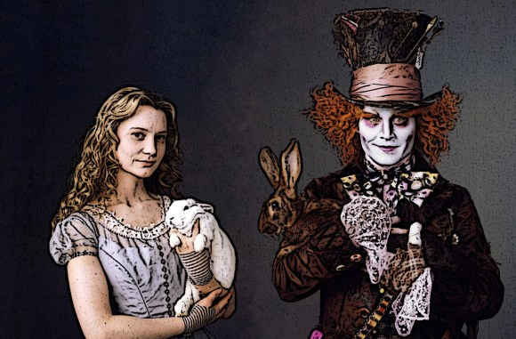 Alice_and_the_Mad_Hatter_by_Nonsensicle