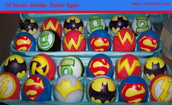 Easter-Eggs-DC-Shields