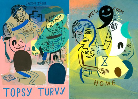 Topsy Turvy frontback