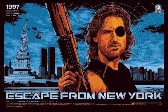 Escape New York by Ken Taylor (Variant)