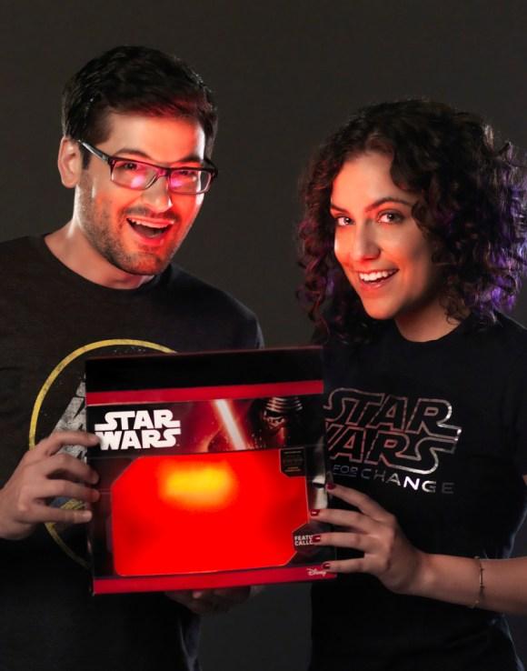 Star Wars Livestream