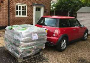 kiln dried log delivery | free firewood delivery