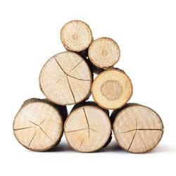 kiln dried logs - free delivery