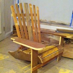 Plans Adirondack Chairs Free Custom Throne Chair Folding Woodworking Plan