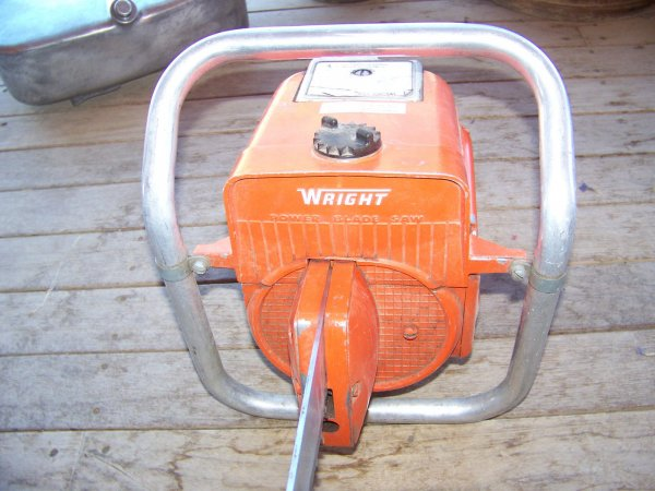 Wright Saw Grinder