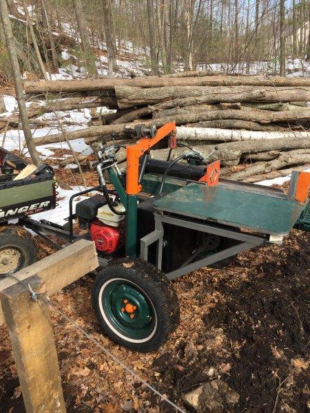 Used Log Splitter For Sale Craigslist : splitter, craigslist, Splitters, Firewood, Hoarders