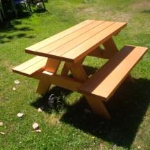 Cedar Patio Furniture Victoria - Firewood
