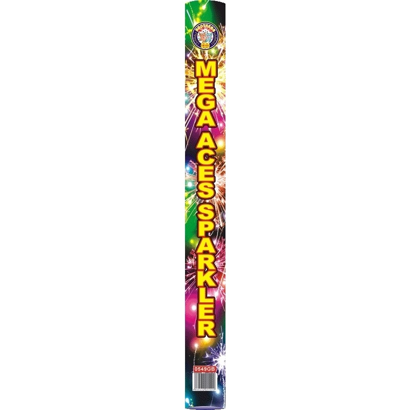 Mega Aces Sparklers