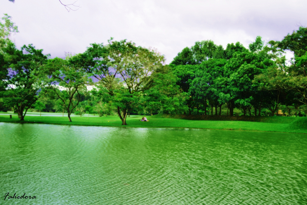 Gambar Alam Sekitar Yang Bersih