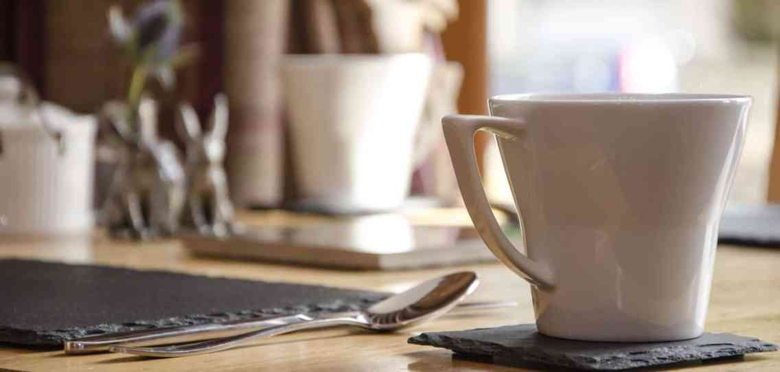 breakfast coffee