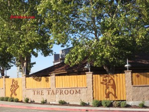 The Tap Room Restaurant offers great food and drink.