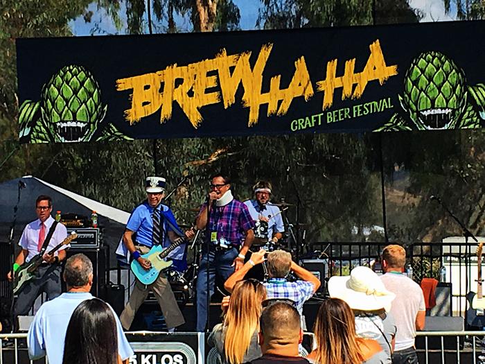 8th Annual Brew Ha Ha Delivers a Rocking Fun Time