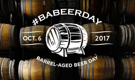 Barrel-Aged Beer Day 2017 Approaches