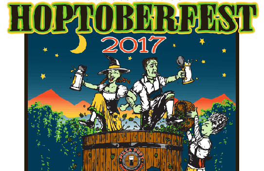 9th Annual Pizza Port Hoptoberfest