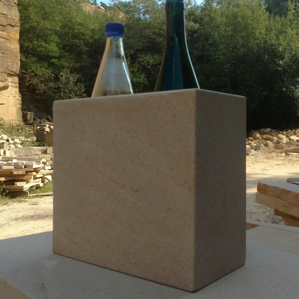 Sandstein Schorlekühler