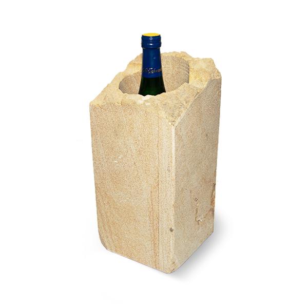 Sandstein Weinkühler Design