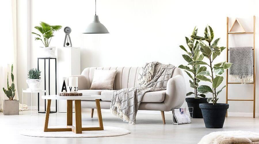 6 Tips voor het (her)inrichten van de woonkamer