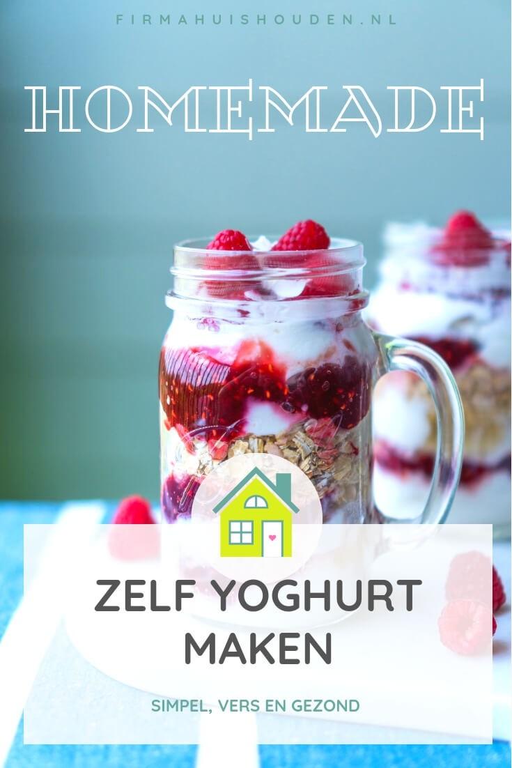Zelf yoghurt maken   eenvoudig, vers en lekkerder