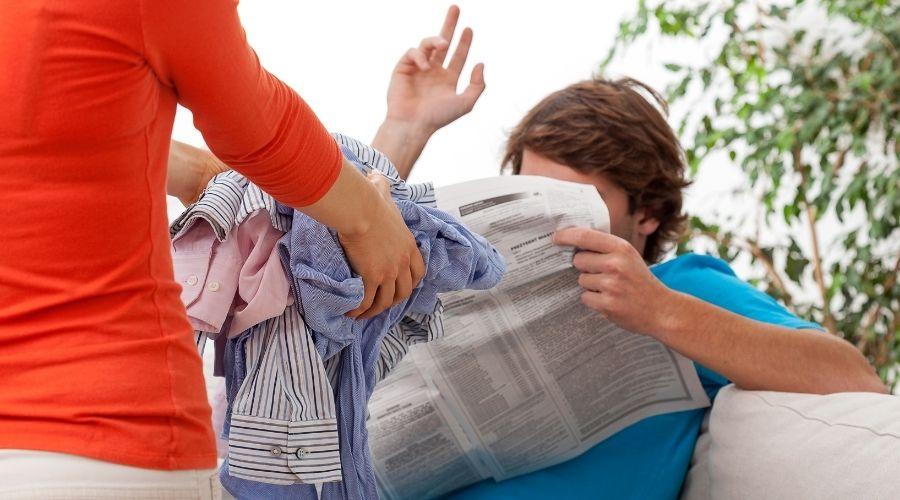 Huishoudelijke taken verdelen binnen het gezin
