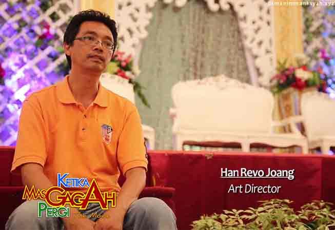 Han Revo Joang – Penata Artistik