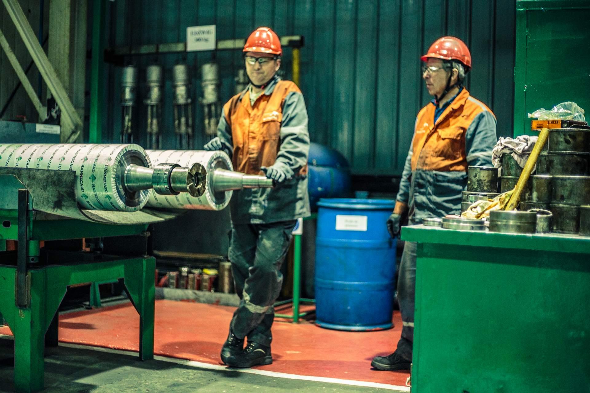 Reportaż ze współpracy Arcelor Mittal z firmą Leanpassion