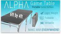 A Portable 6x4 table on kickstarter - MiniWarGaming ...