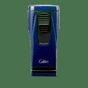 Colibri-Carbon-Fiber-Blue-Lighter