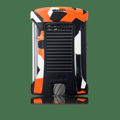 Daytona Camo Orange Lighter