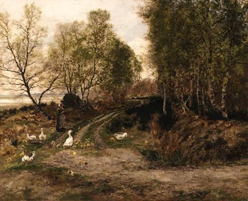 gardienne d'oies Image1