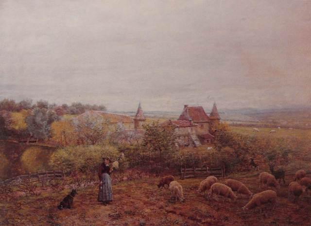 moutons grande grange