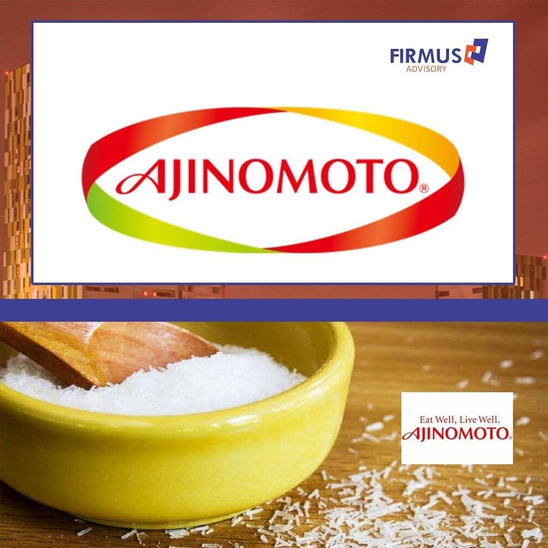 Ajinomoto Market Research_Firmus Advisory