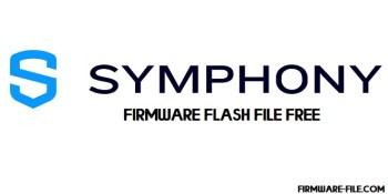 Symphony V75 Firmware (Stock Flash File ROM)