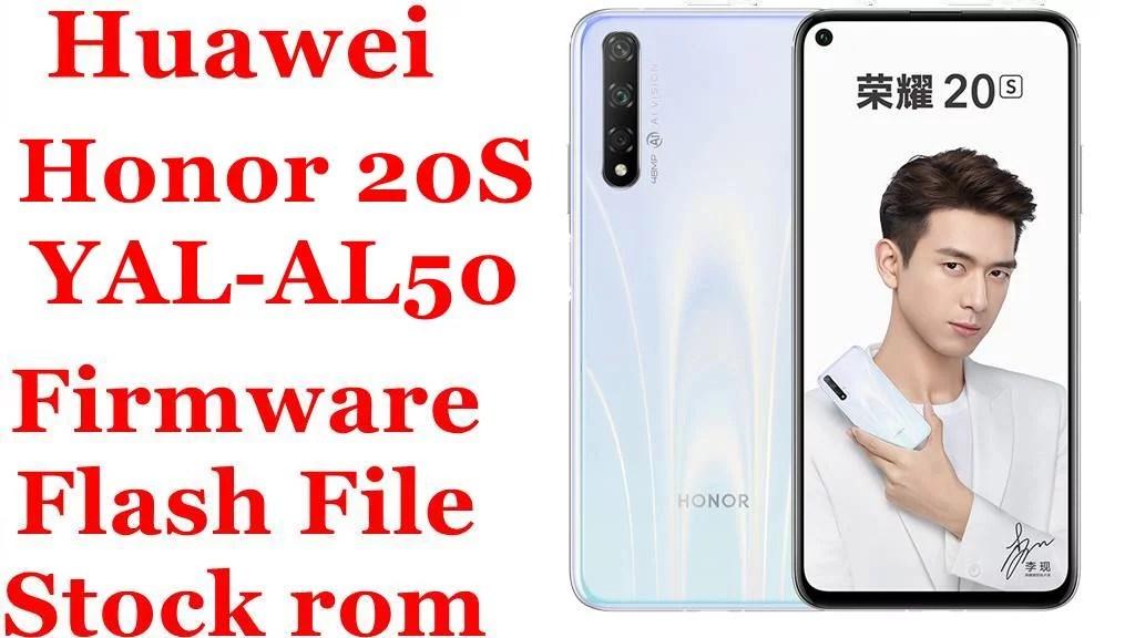 Huawei Honor 20S YAL AL50