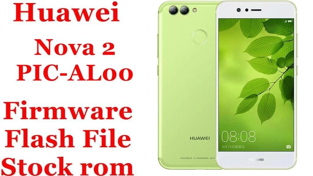 Huawei Nova 2 PIC AL00