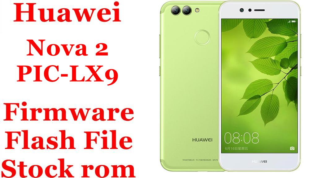 Huawei nova 2 PIC LX9