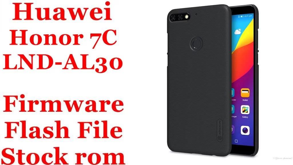 Huawei Honor 7C LND AL30
