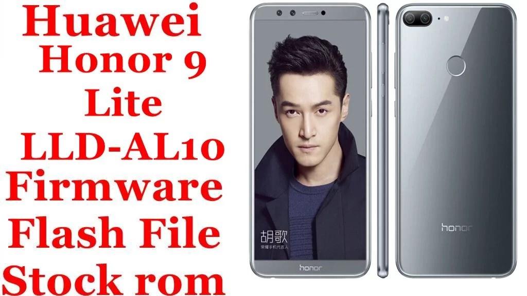 Huawei Honor 9 Lite LLD AL10