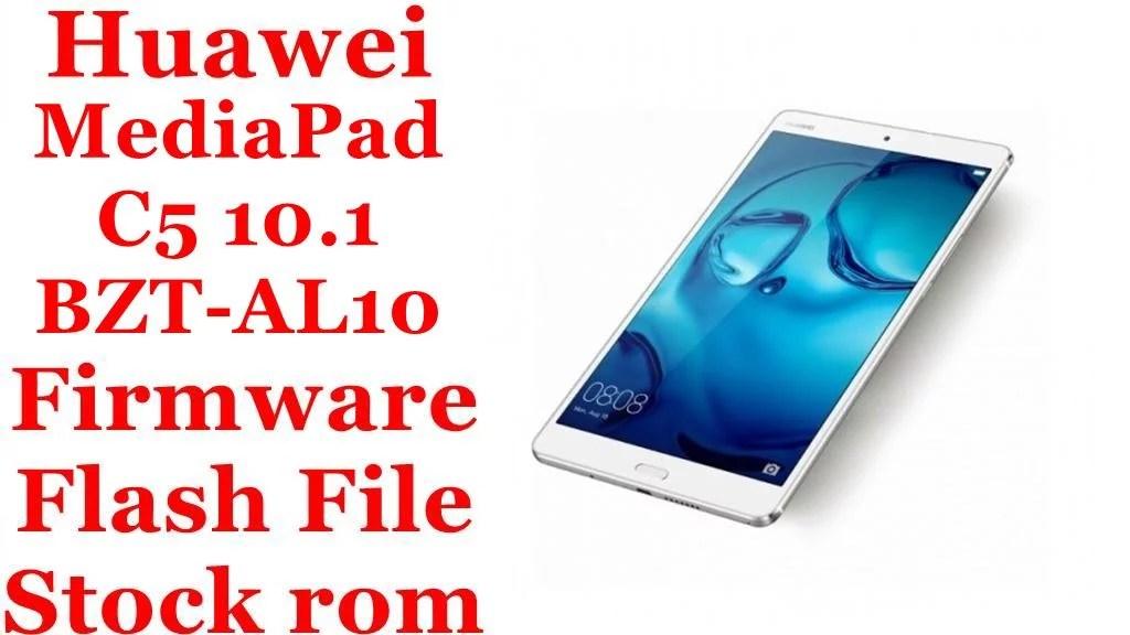 Huawei MediaPad C5 BZT AL10